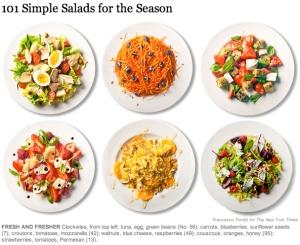 Mark Bittman's 101 Salads