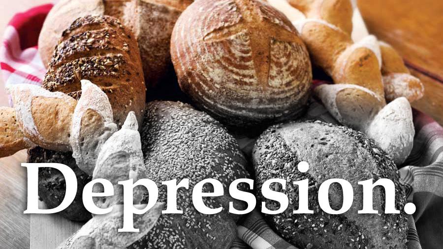 could depression be linked to gluten? glutenfreepdxa