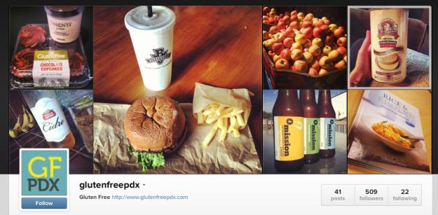 GlutenFreePDX on Instagram